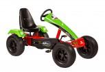 Stylez AF mit Breitreifen / Rahmen rot / Frontspoiler grün