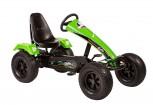 Stylez mit Breitreifen / Rahmen schwarz / Frontspoiler grün