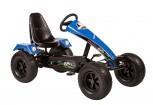 Stylez AF mit Breitreifen / Rahmen schwarz / Frontspoiler blau