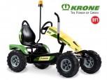 Dino Cars Gokart Track BF1 Krone inkl. Rundumleuchte orange