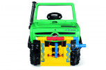 rolly toys - rollyUnimog Forst Powerwinch inkl. Seilwinde
