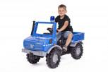 rolly toys - rollyUnimog Polizei inkl. Blaulicht