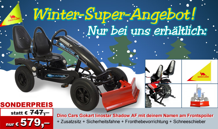 Winter Super Angebot
